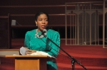 Kia Jarmon Keynote at Girl Scouts 100